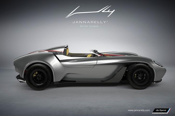 Jannarelly Design-1 20