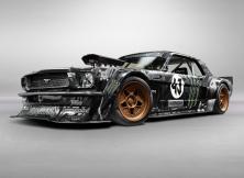 1965 Hoonicorn_RTR Mustang notchback Ken Block 03