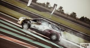 Khalid Al Qassimi. Abu Dhabi Racing