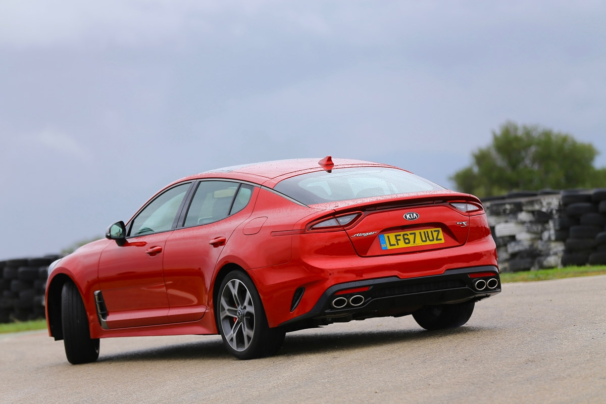 kia stinger gt s review can the new gt do the business. Black Bedroom Furniture Sets. Home Design Ideas