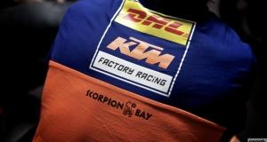 KTM Red Bulls athletes. Dubai, UAE