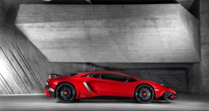 Geneva \'15. Lamborghini Aventador LP 750-4 Superveloce