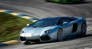 Lamborghini Aventador Roadster. Exclusive First Drive. Miami