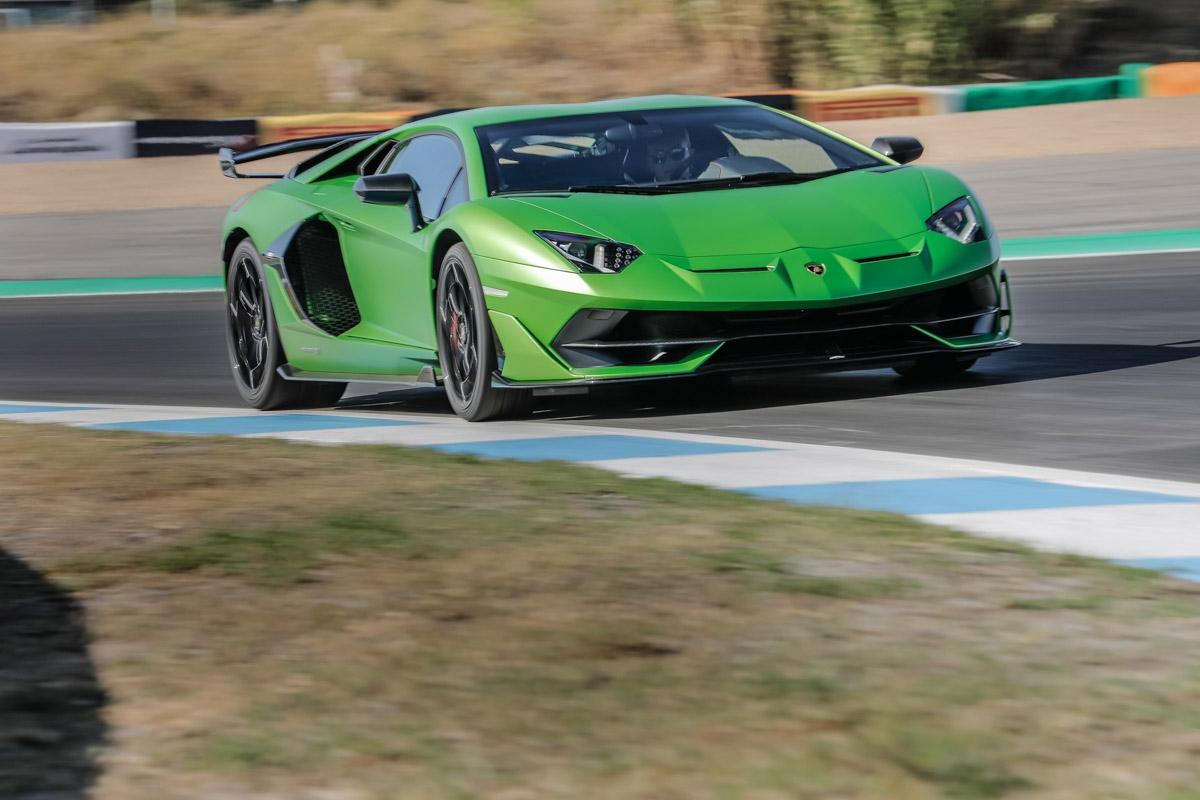 Lamborghini Aventador SVJ review-1