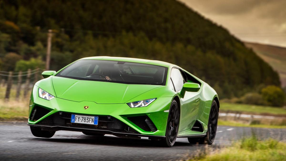 Lamborghini-Huracan-Evo-1