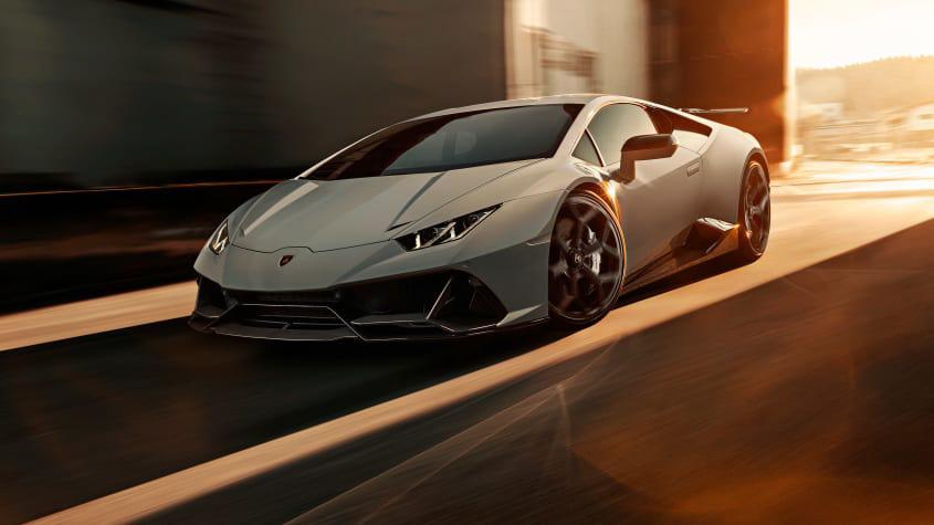 Lamborghini-Huracán-Evo-1