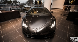 Lamborghini Huracán LP 610-4, Abu Dhabi