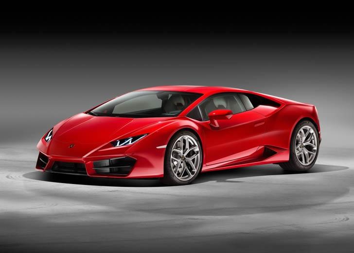 Lamborghini Huracan LP580-1