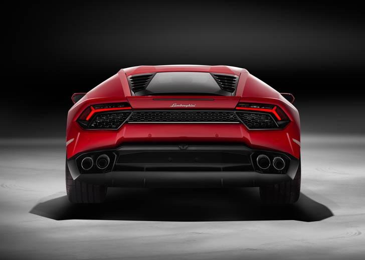 Lamborghini Huracan LP580-3