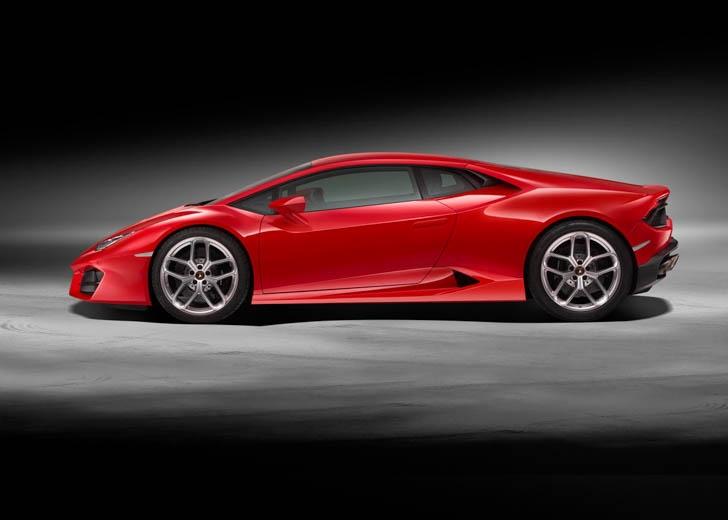 Lamborghini Huracan LP580-4