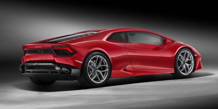 Lamborghini Huracan LP580-5