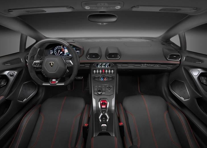 Lamborghini Huracan LP580-7