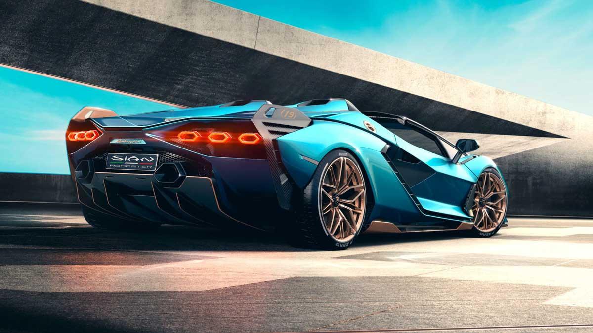 Lamborghini-Sián-Roadster-2