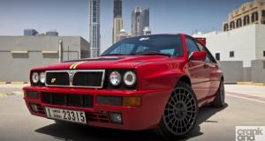 Lancia Delta Integrale HF Evoluzione II