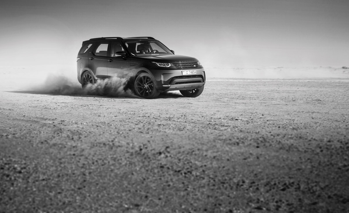 LAND ROVER DISCOVERY-1