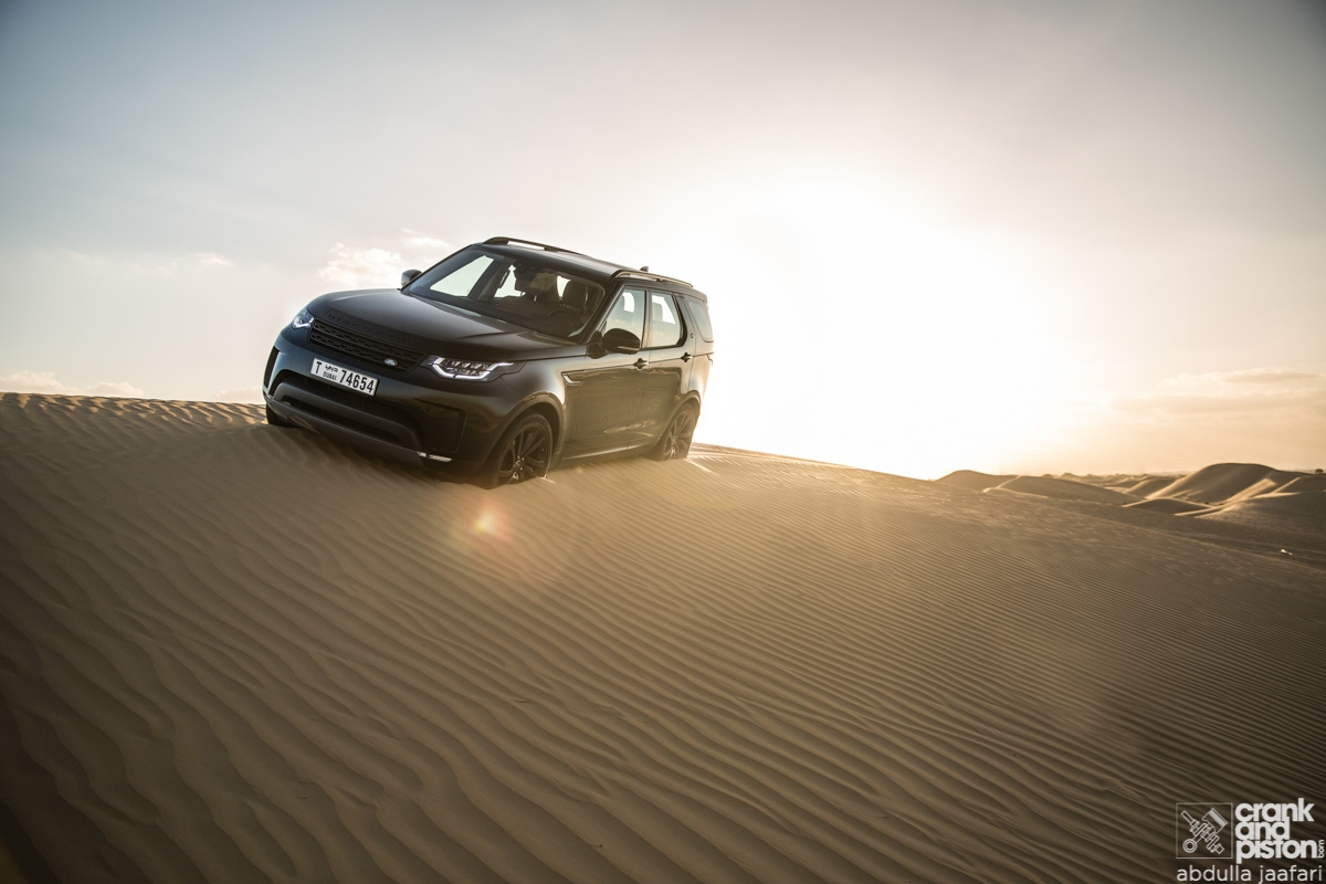Land Rover Discovery-5
