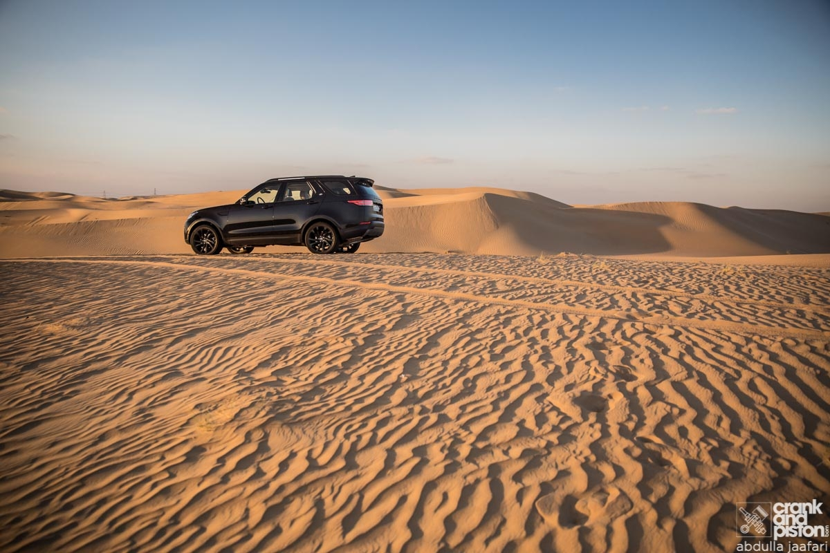 Land Rover Discovery-8