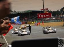 24H Mans 2012