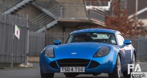 Le Mans Bugatti Circuit. Track Day