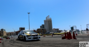 Lebanese Speed Test Championship, Round 1