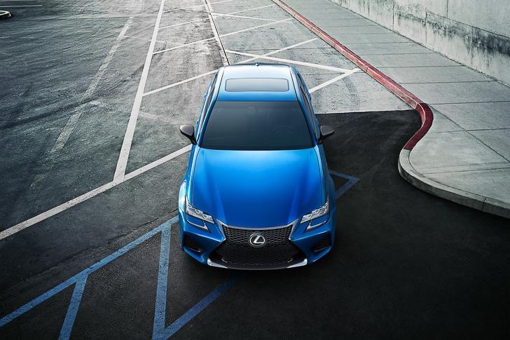 Lexus GS F 03