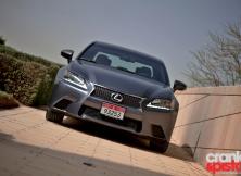 Lexus GS 350 F-Sport 10