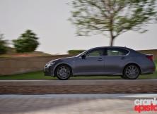 Lexus GS 350 F-Sport 11