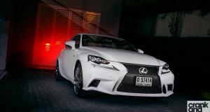 Lexus IS 350 F-Sport. Management Fleet (November)