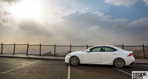 Lexus IS 350 F-Sport. Management Fleet (October)