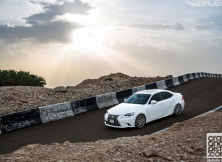 Lexus IS 350 F-Sport Management Fleet 01