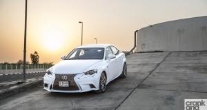 Lexus IS 350 F-Sport. Management Fleet (September)