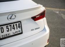 Lexus IS 350 F-Sport Platinum 08