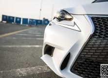 Lexus IS 350 F-Sport Platinum 12