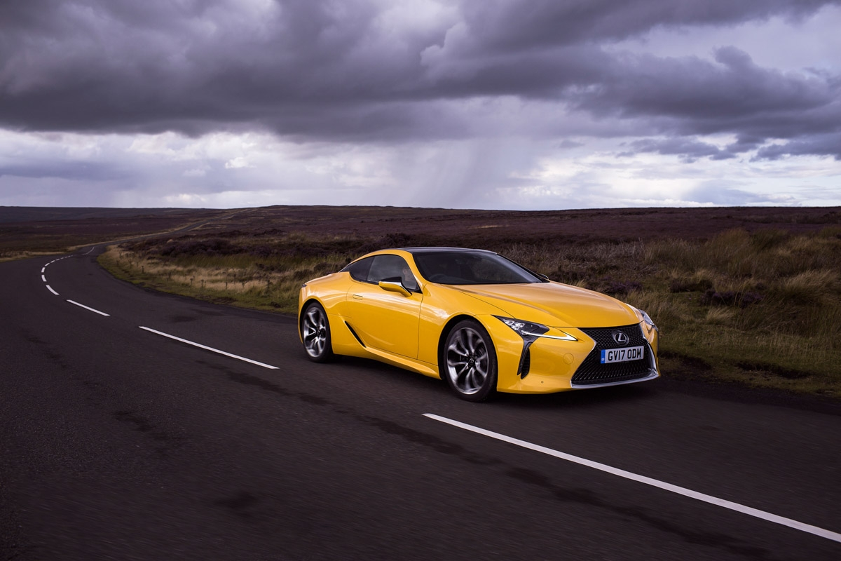 Lexus LC 500 Coupe review-1