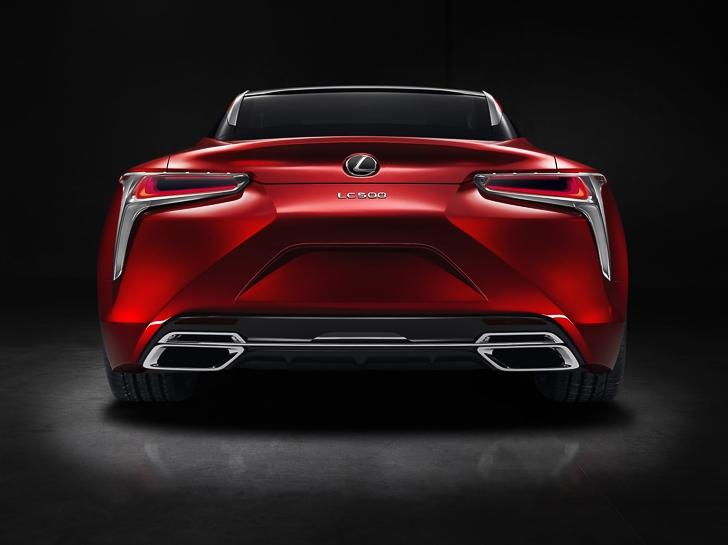 Lexus LC 500-14