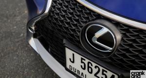 Lexus RC 350 F-Sport. Management Fleet (June)