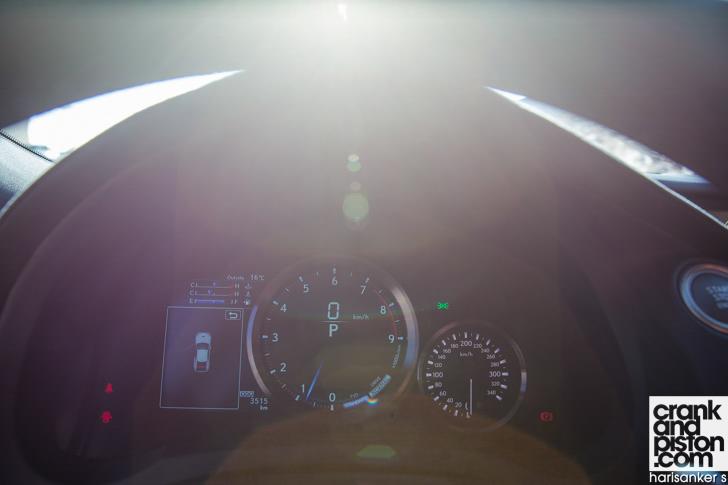 Lexus RC F crankandpiston 13