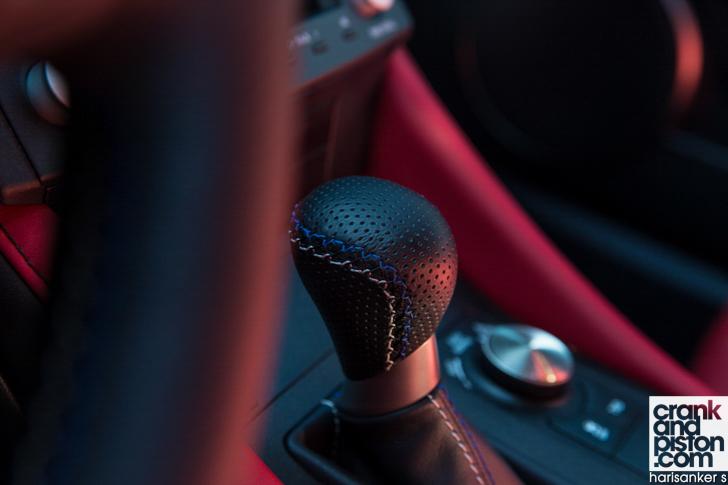 Lexus RC F crankandpiston 15