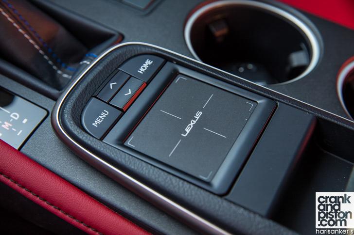 Lexus RC F crankandpiston 16