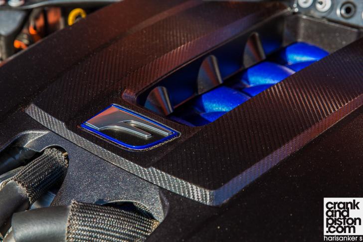 Lexus RC F crankandpiston 10
