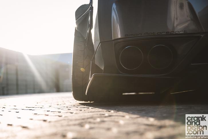 Liberty Walk Nissan GT-R crankandpiston-15
