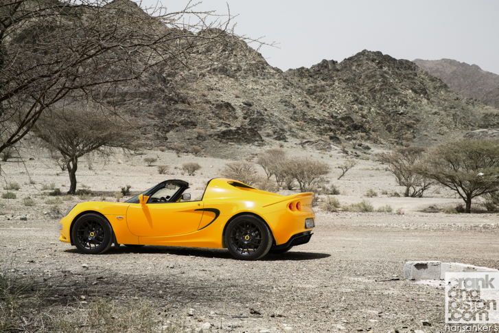Lotus Elise S crankandpiston 01