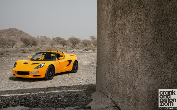 Lotus Elise S crankandpiston 02