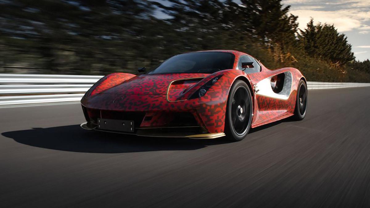 Lotus-Evija-testing-latest