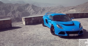 Lotus Exige S Automatic. DRIVEN