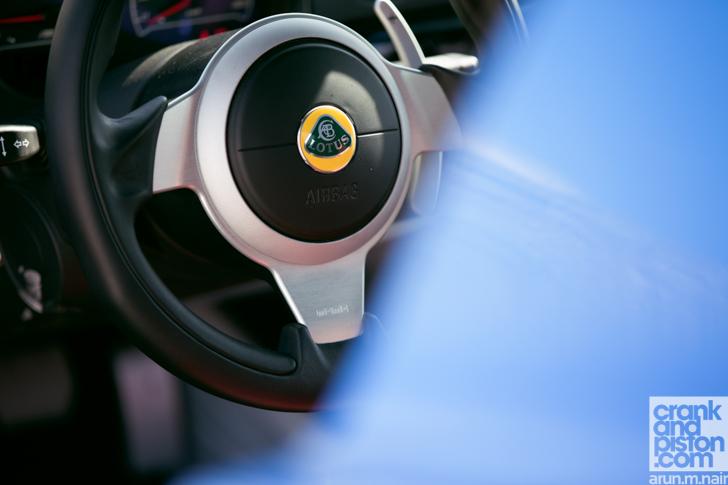 Lotus Exige S Automatic crankandpiston-10