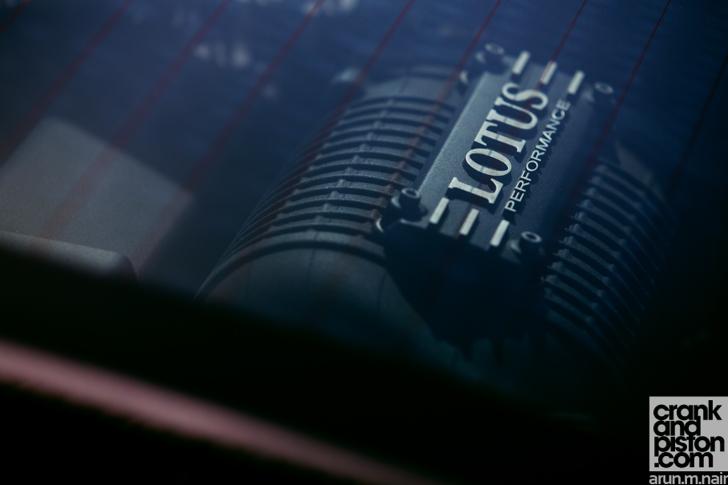 Lotus Exige S Automatic crankandpiston-11