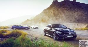 Luxury GT. Dubai