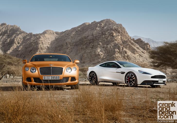 Luxury Gts Ferrari V Bentley V Aston V Mercedes Crankandpiston Com