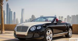 Luxury Refinish. Bentley Continental GTC